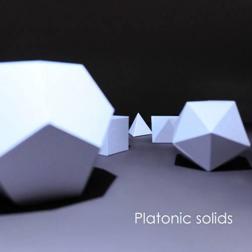 プラトン立体