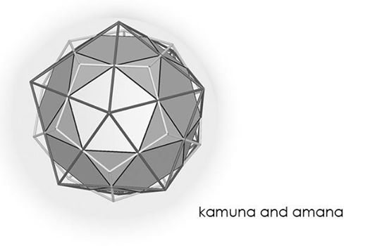 カムナとアマナ