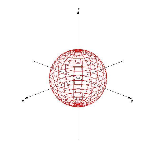 原子核と電子軌道のイメージ