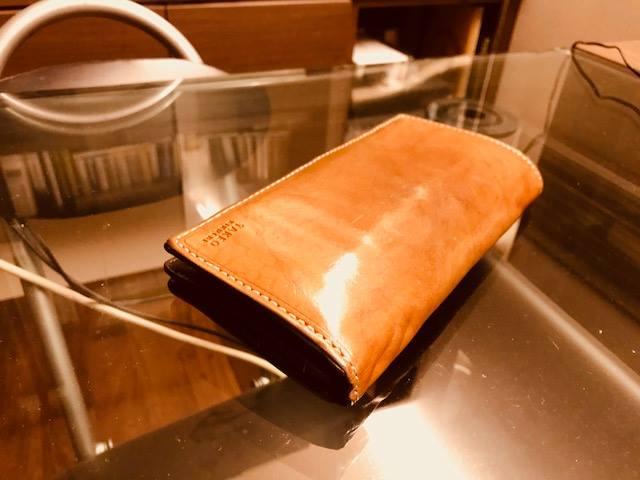 財布の持続空間