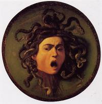 メドゥーサの首